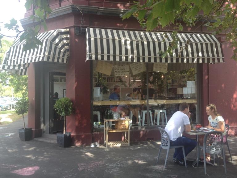 montague park food store, middle park