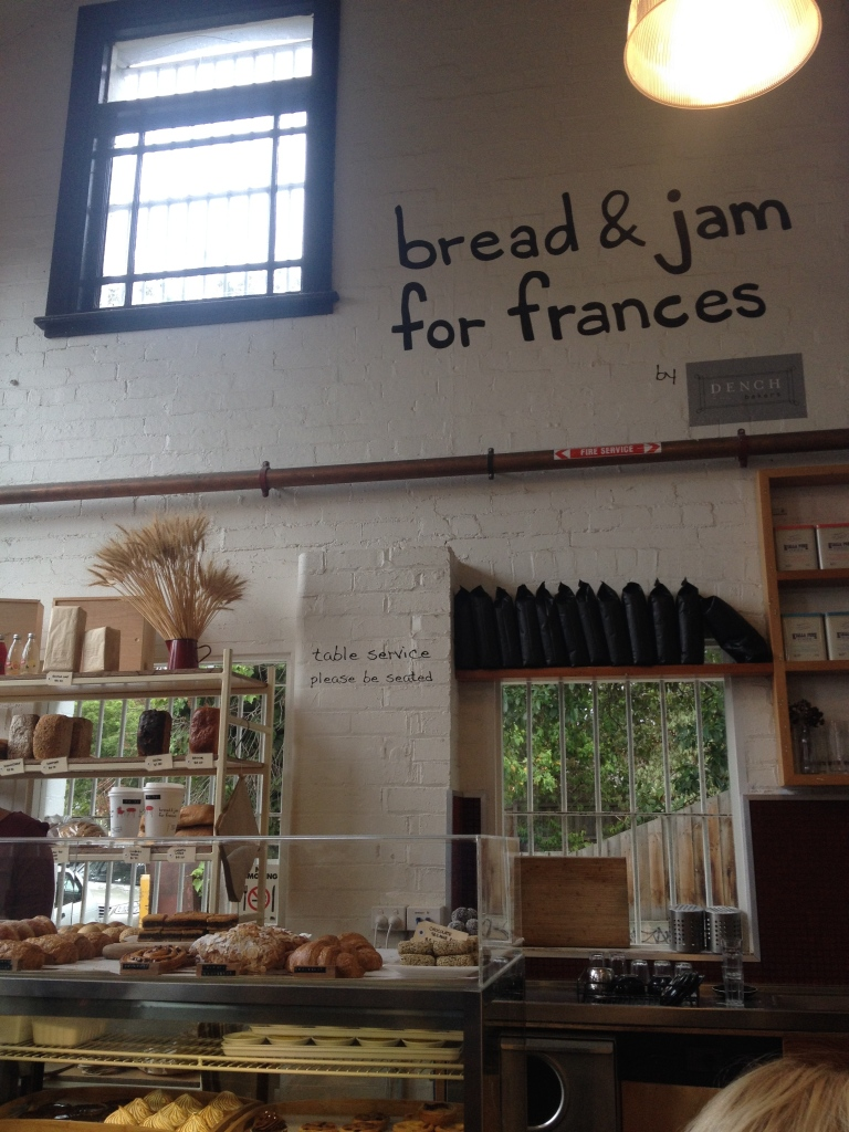 bread and jam for frances, hawthorn