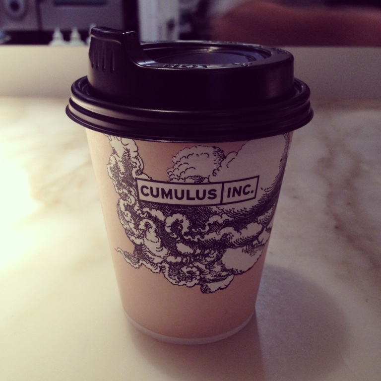takeaway coffee, cumulus inc.