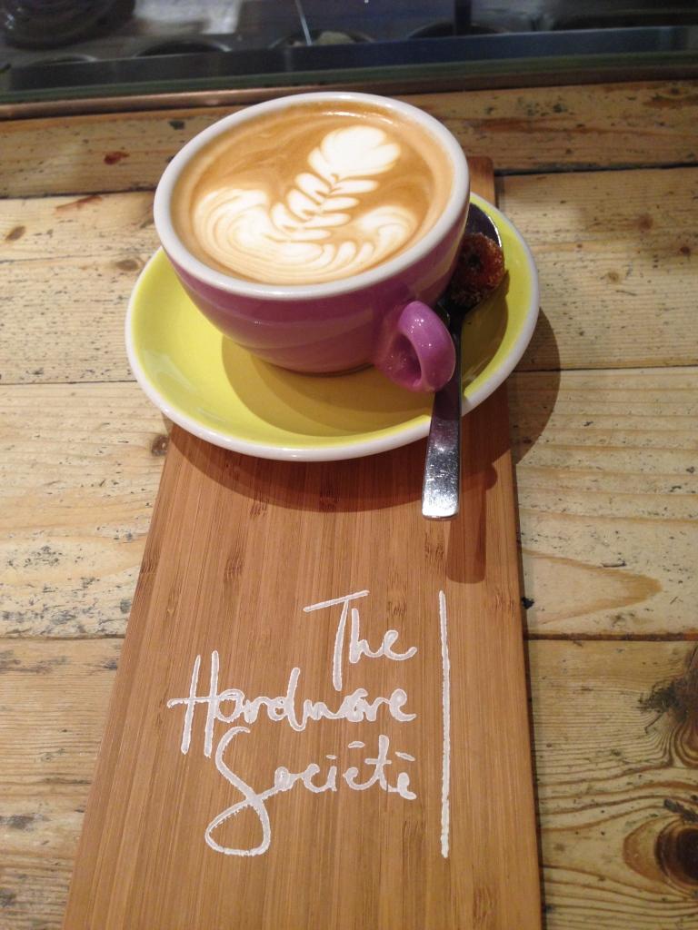 latte, hardware société