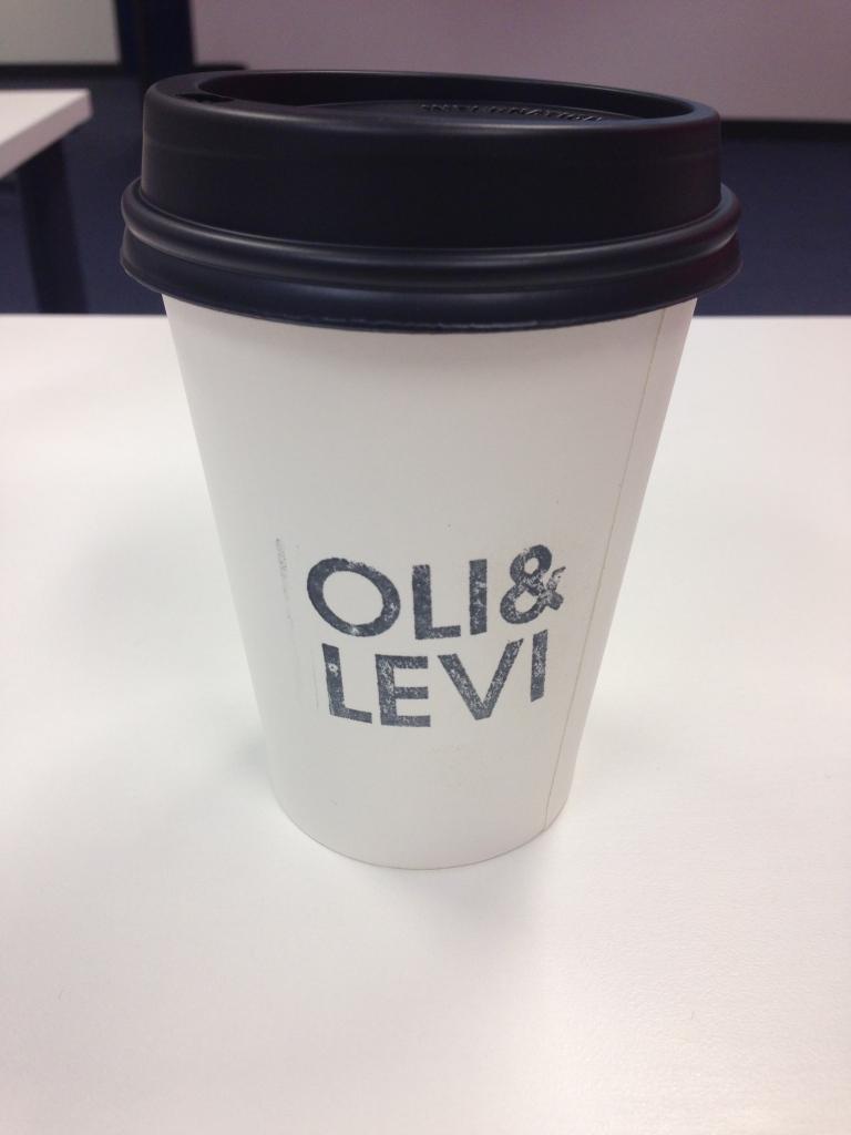 takeaway, oli & levi