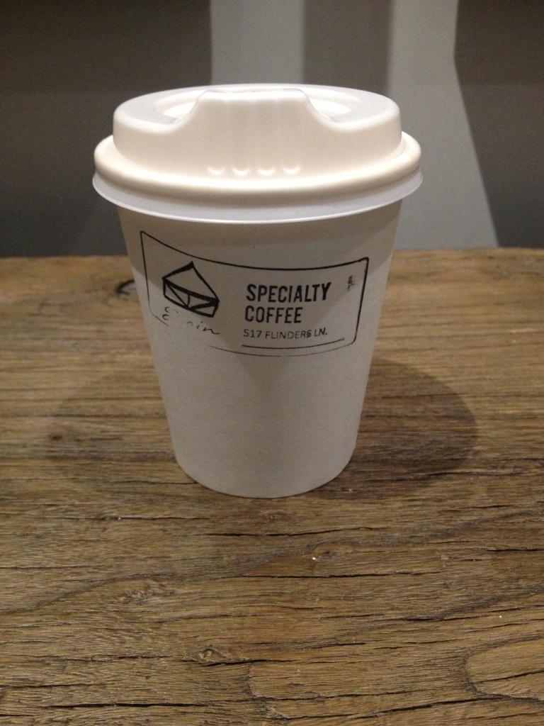 takeaway latte, the grain store