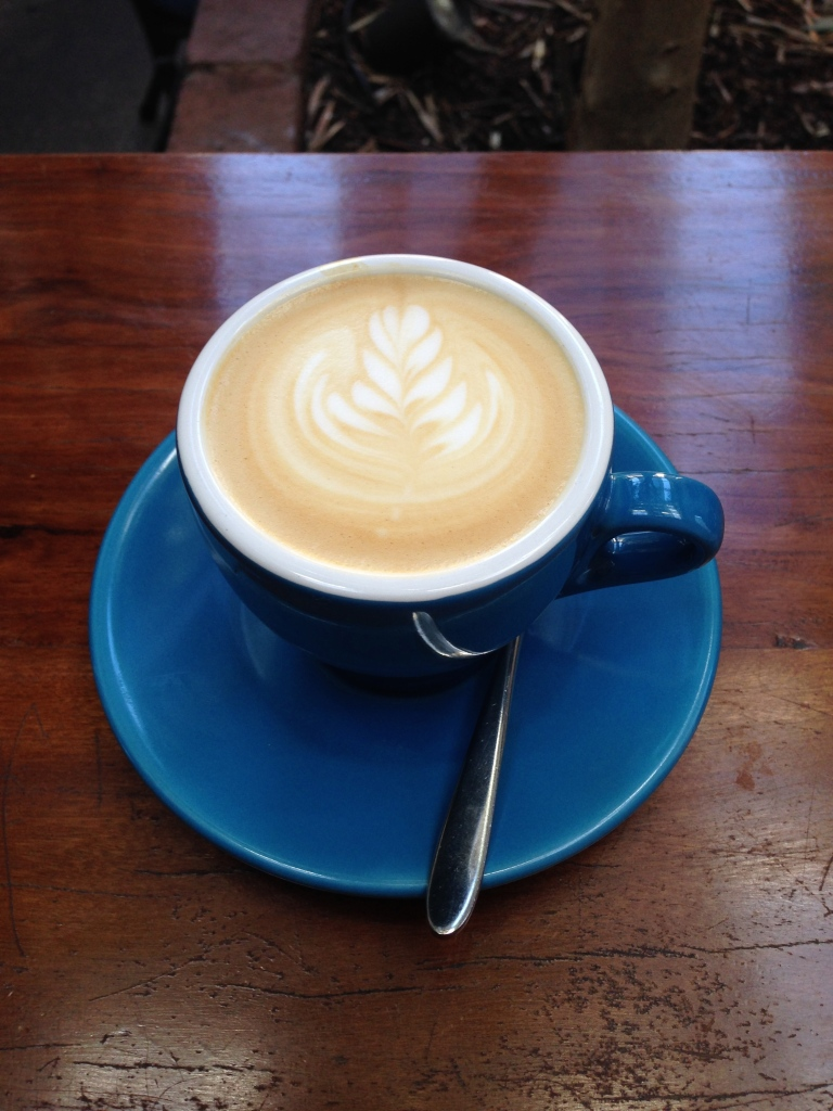 flat white, auction rooms