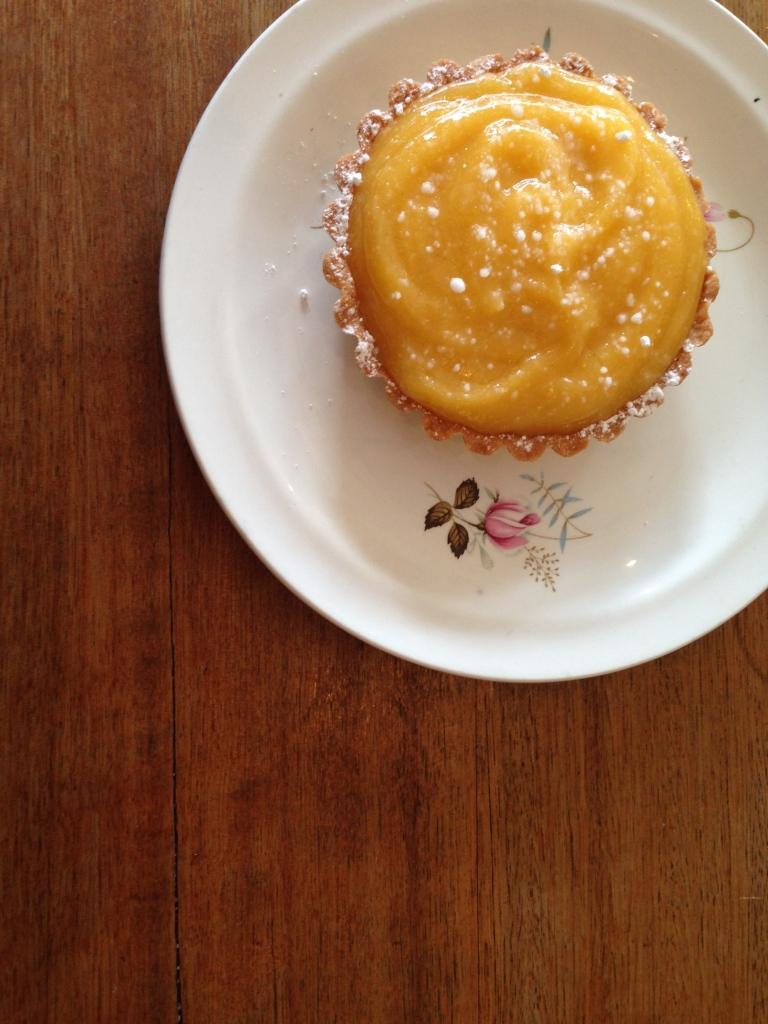 lemon tart, gypsey + musquito