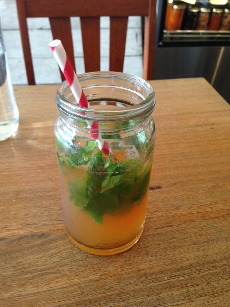 iced tea, gypsey + musquito