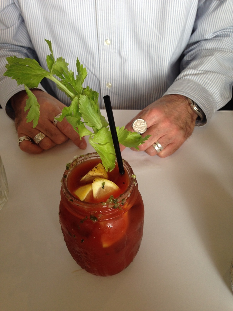 bloody mary, friends of mine