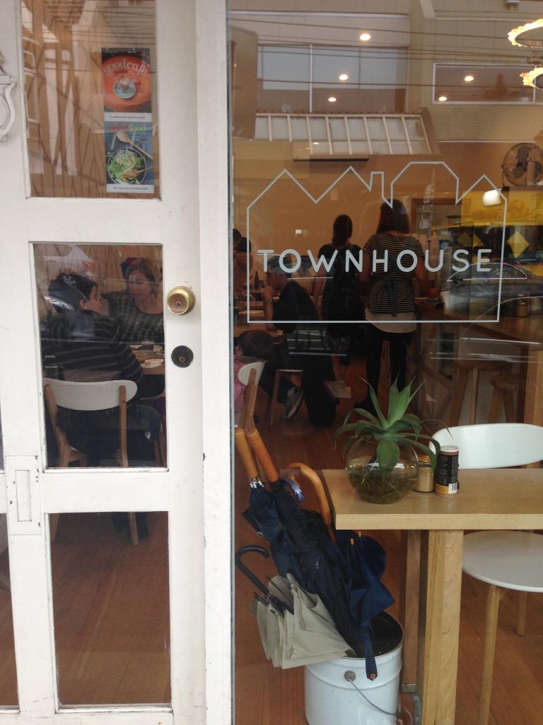townhouse, toorak