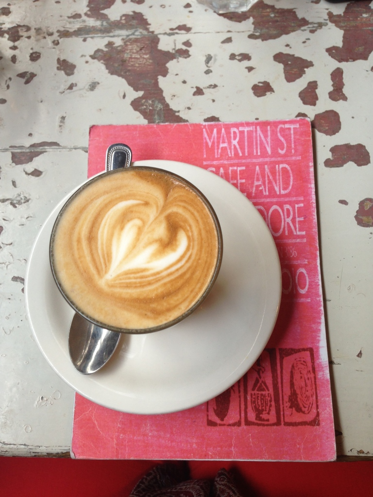 martin st cafe + providore