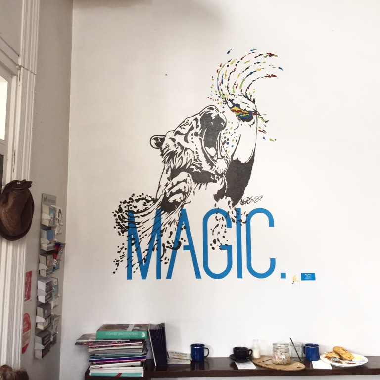 magic on ferras, south melbourne