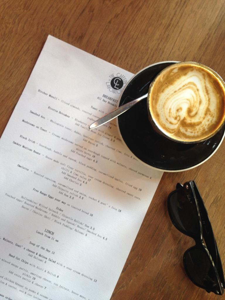 the caffeine laboratory