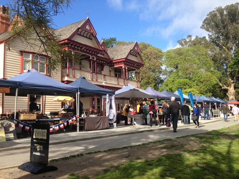 christchurch farmers market