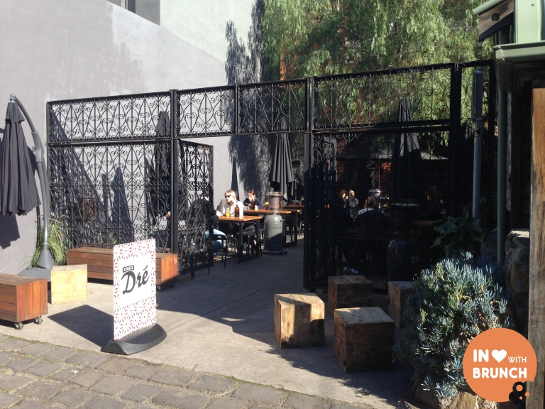 inlovewithbrunch Chez Dre South Melbourne OUTSIDE