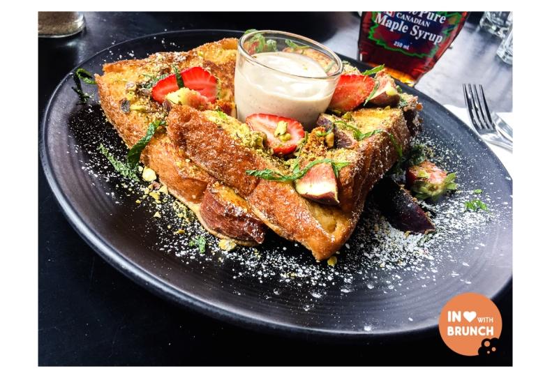 Hannah St Kilda French Toast