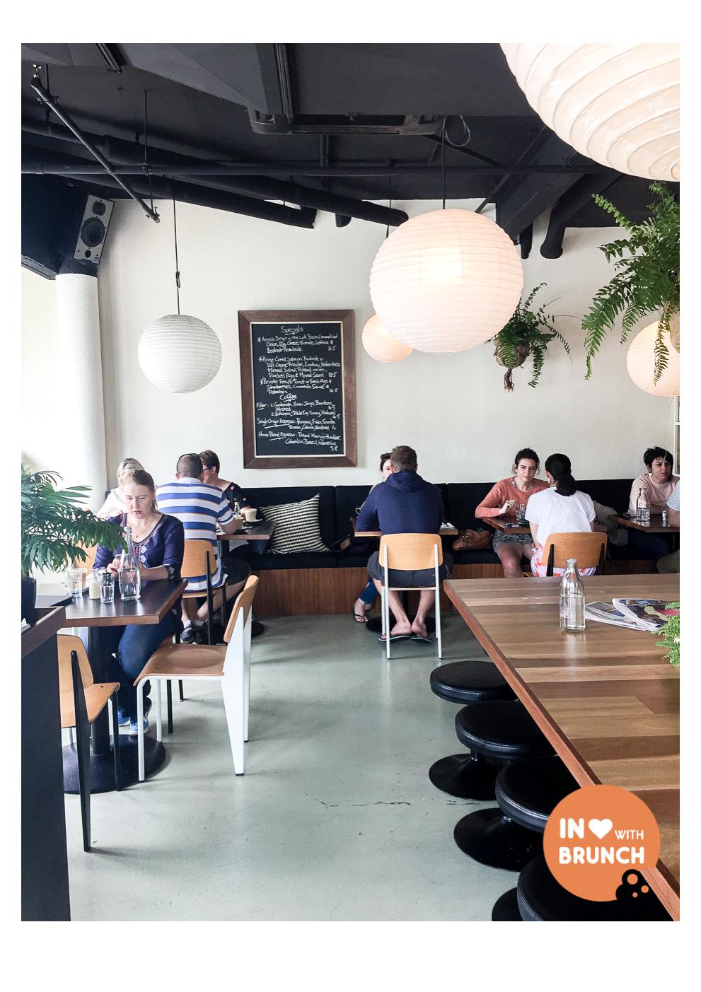 Hannah Cafe St Kilda