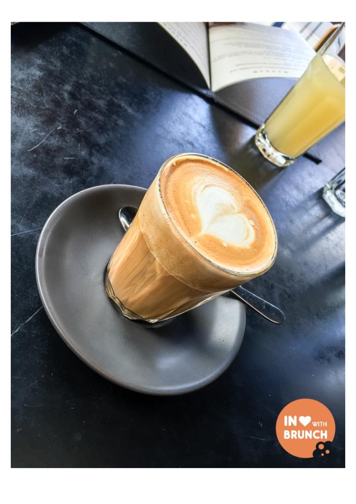 Hannah St Kilda Soy Latte Proud Mary