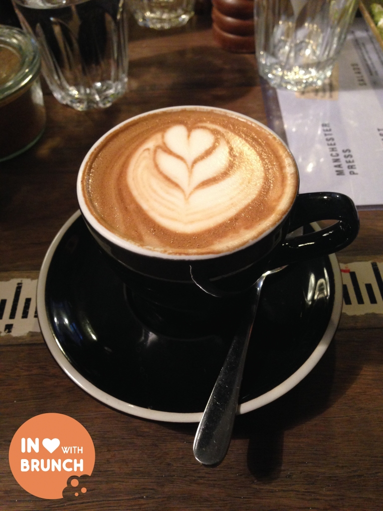 inlovewithbrunch Manchester Press Latte