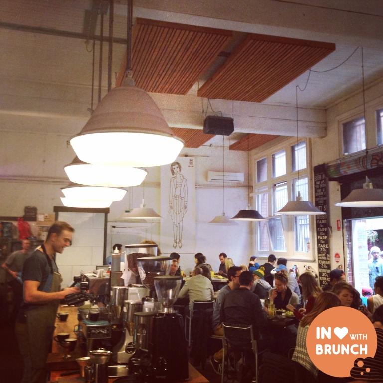 inlovewithbrunch Manchester Press Melbourne Interior