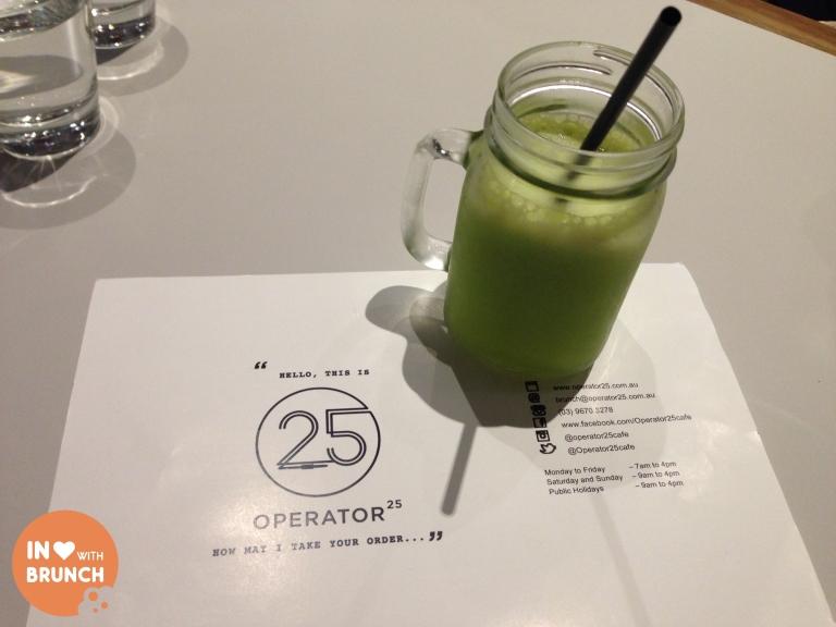 inlovewithbrunch Operator25 Melbourne Juice