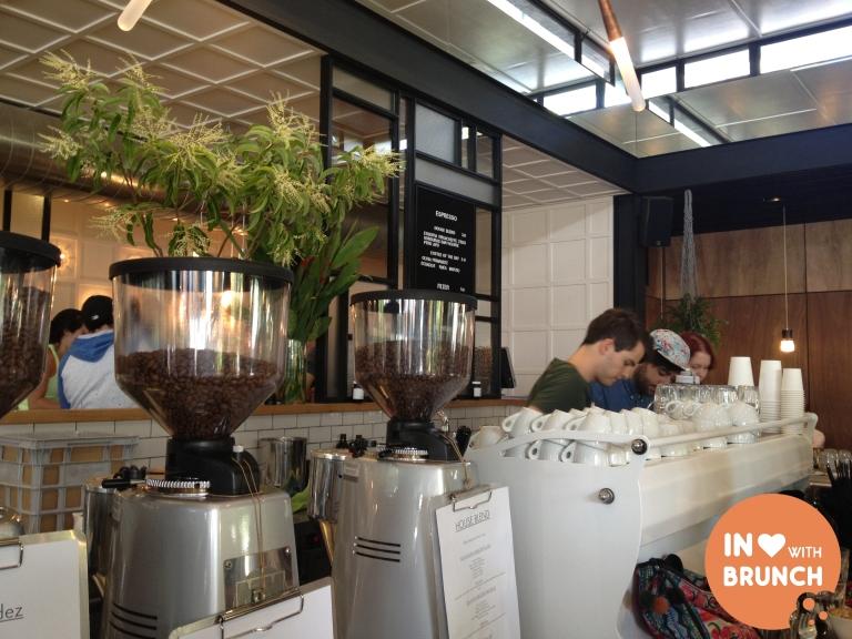 inlovewithbrunch Top Paddock Richmond COFFEE BAR