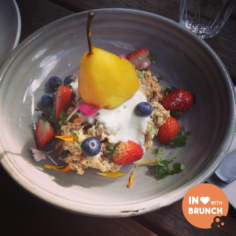 inlovewithbrunch Top Paddock Richmond HOUSE MADE MUESLI