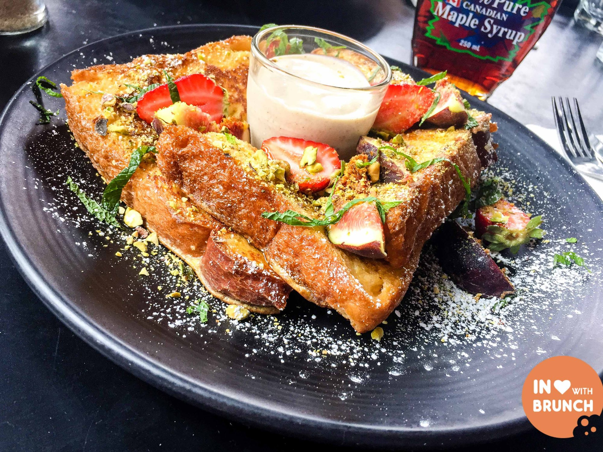 Hannah St Kilda French Toast