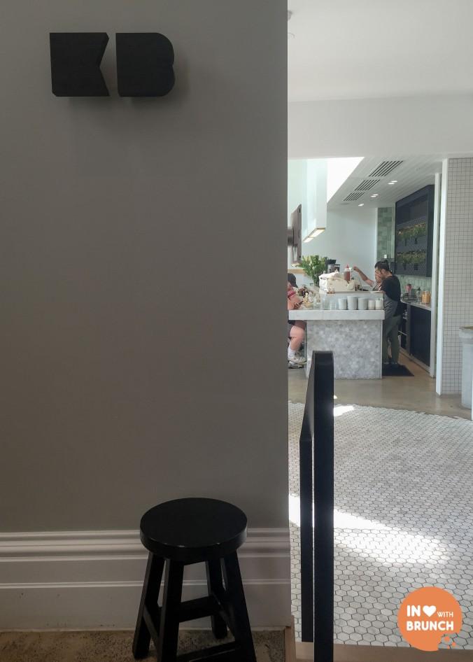 Kettle Black South Melbourne KB sign interior (1 of 1)