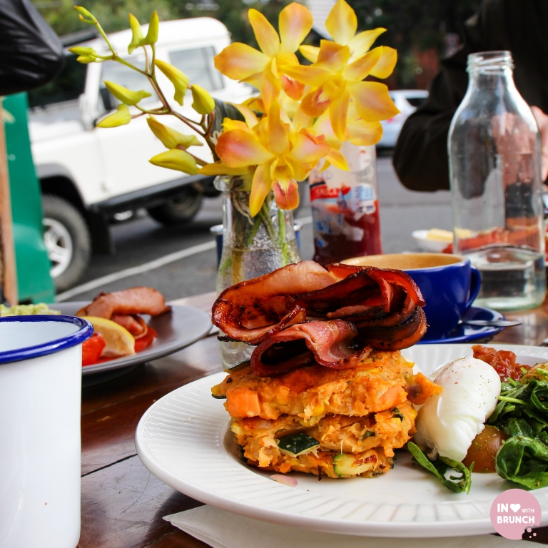 Magic on Ferrars South Melbourne Sweet Potato Fritters (1 of 1)