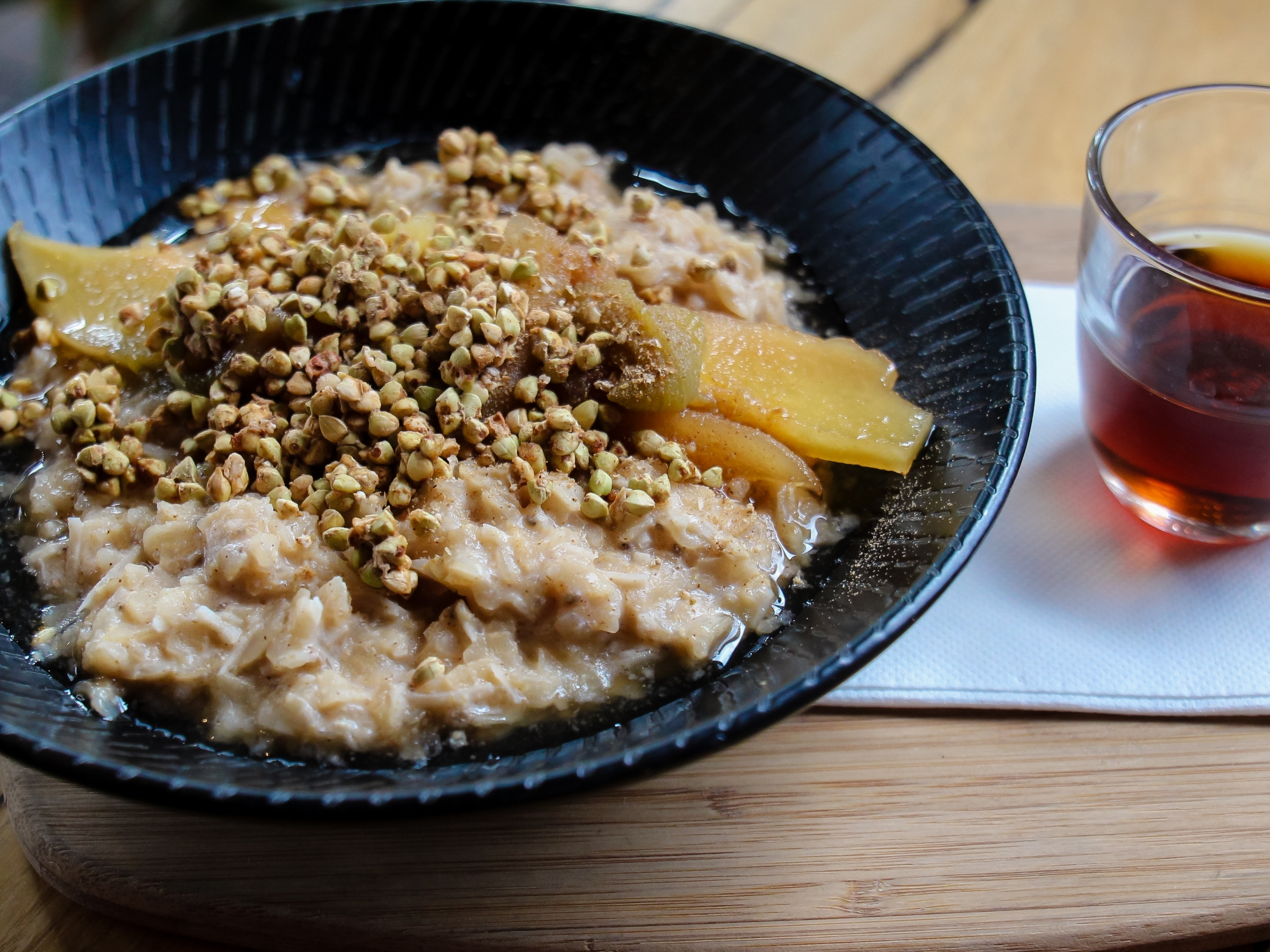 Deadman Espresso South Melbourne Porridge (1 of 1)