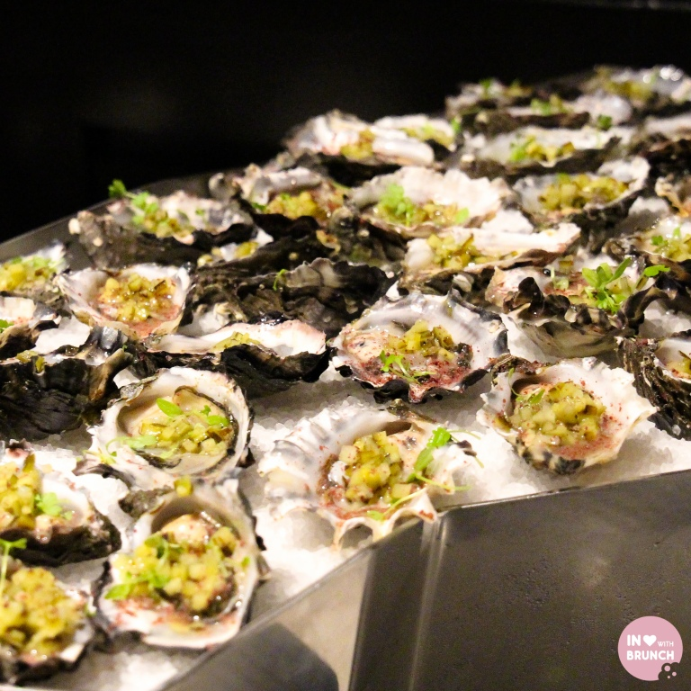 Stoke Bar Kitchen Melbourne CBD Oysters Natural (1 of 1)