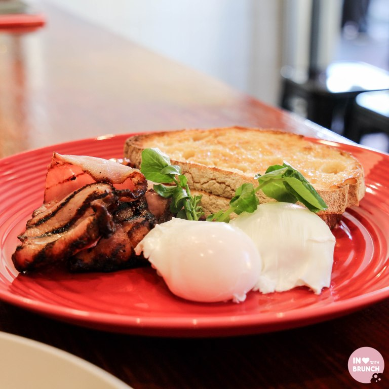 Two Kings Bentleigh Bacon and Eggs (1 of 1)