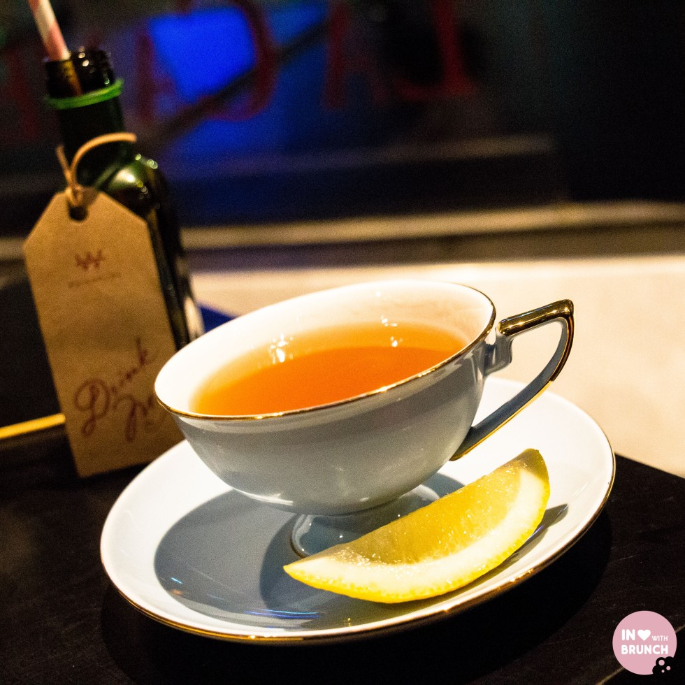 Waterslide Bar Southbank Tea Cocktail (1 of 1)