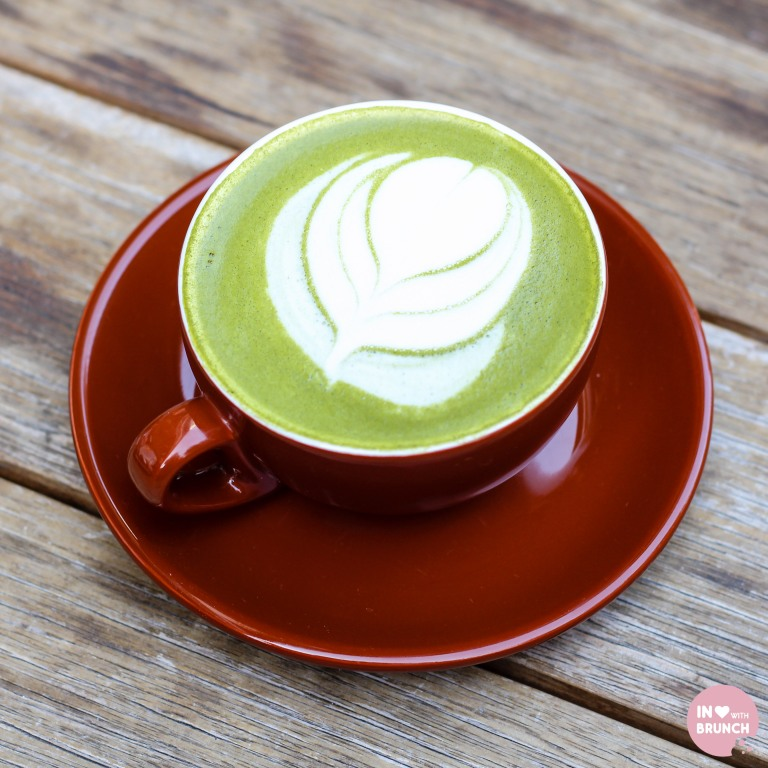 Long Story Short Richmond Matcha Latte (1 of 1)