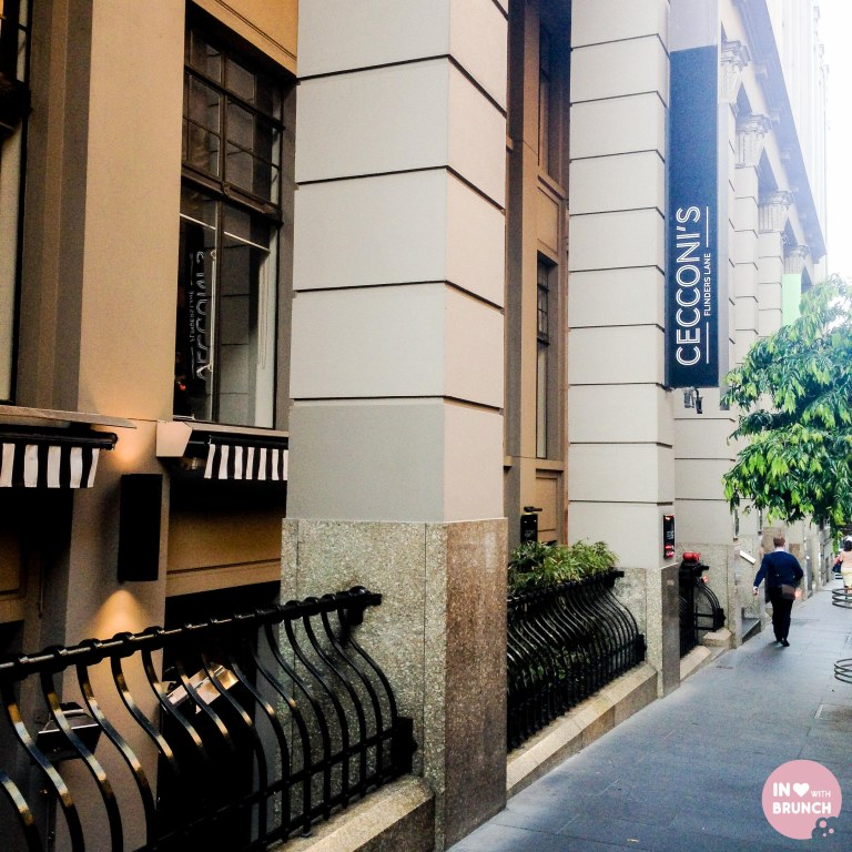 Cecconis Flinders Lane (1 of 1)