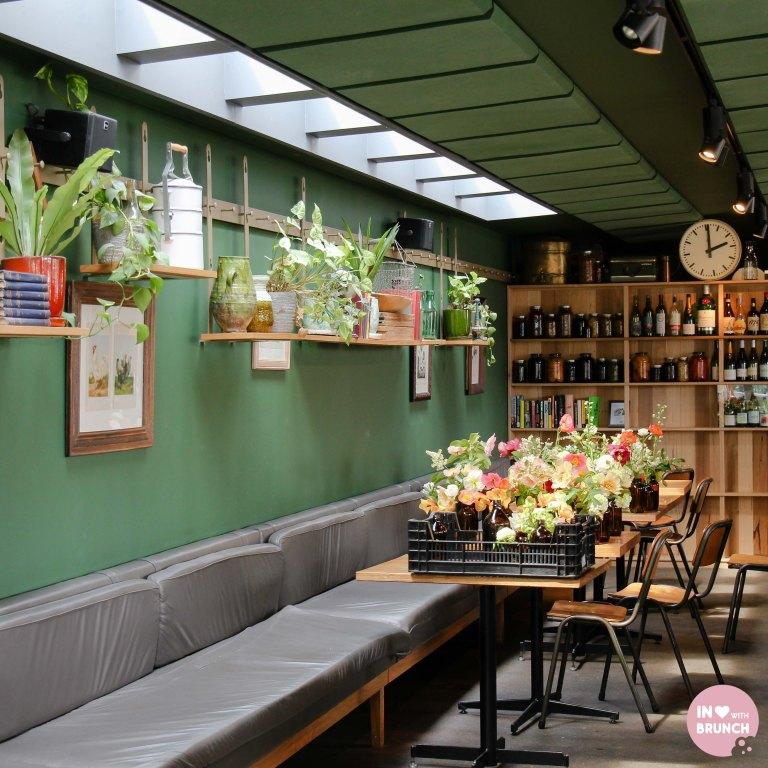 Green Park Dining Zomato Meetup Interior (1 of 1)