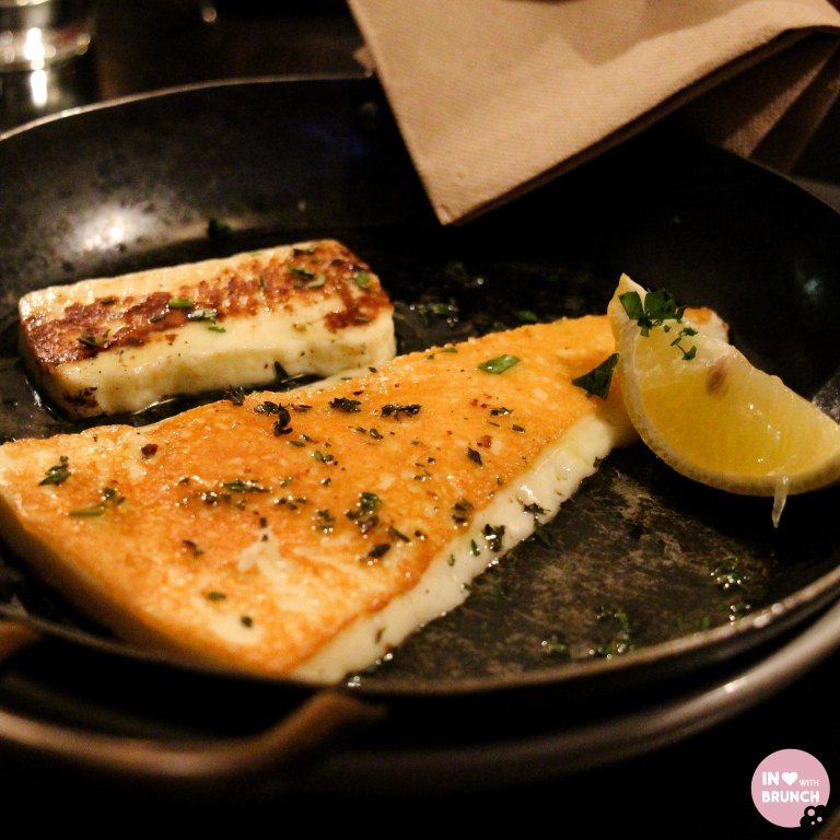 10 Greek Plates Saganaki (1 of 1)