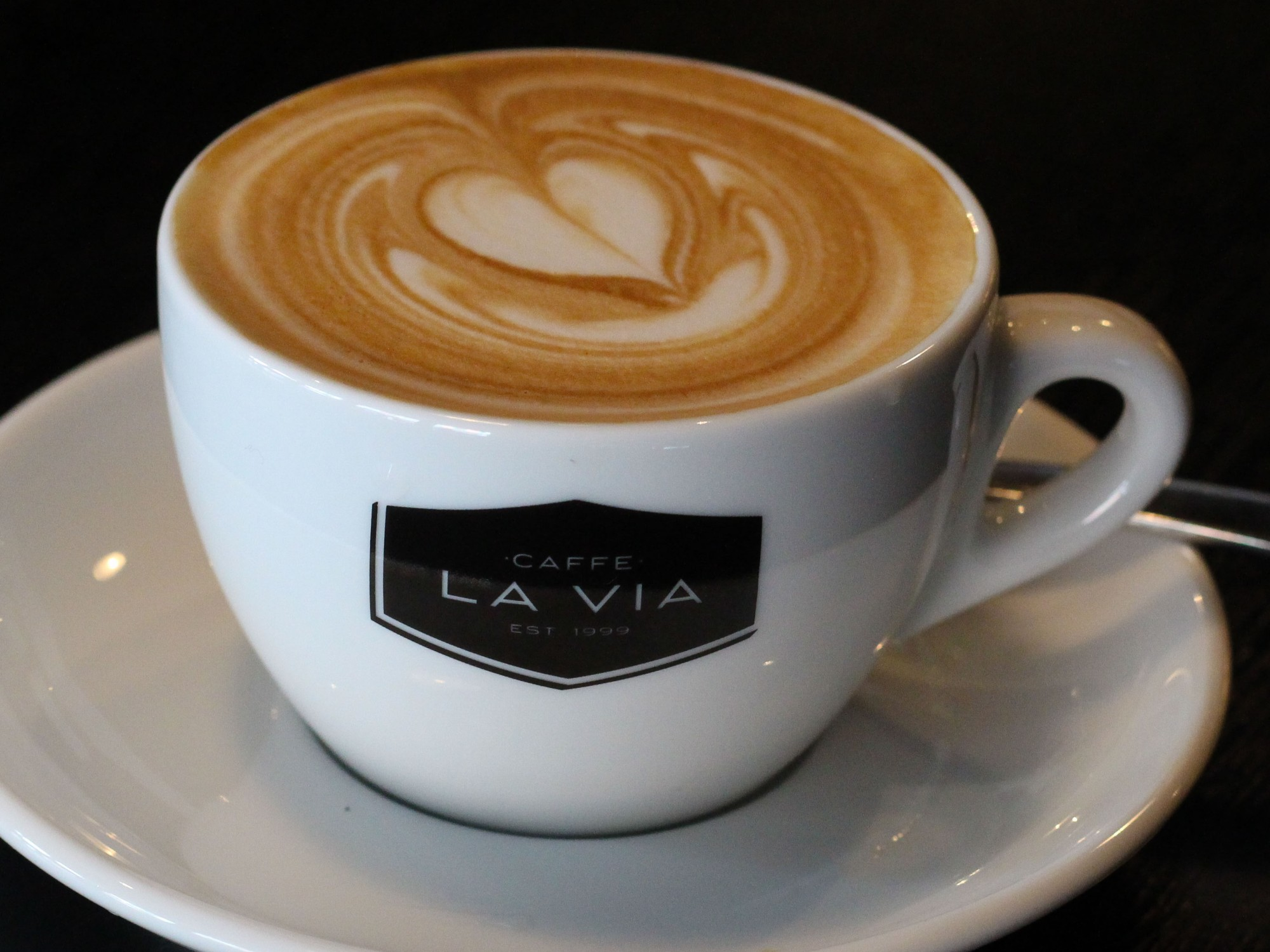 Caffe La Via Malvern Flat White (1 of 1)
