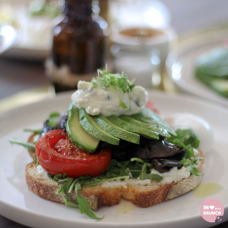 Darling Cafe South Yarra Bruschetta (1 of 1)