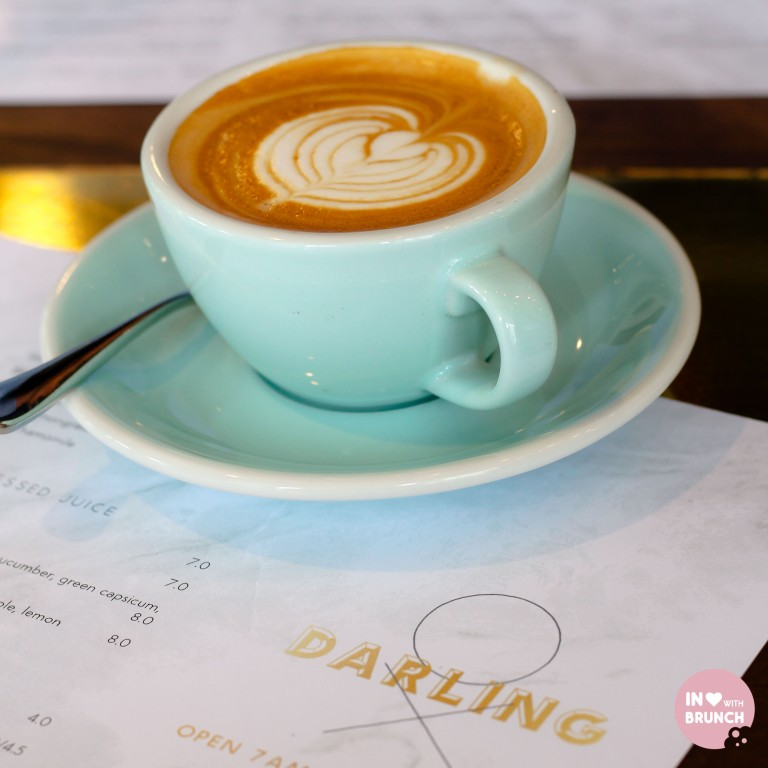 Darling Cafe South Yarra Flat White (1 of 1)