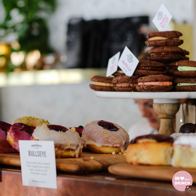 Darling Cafe South Yarra Pastry Counter (1 of 1)