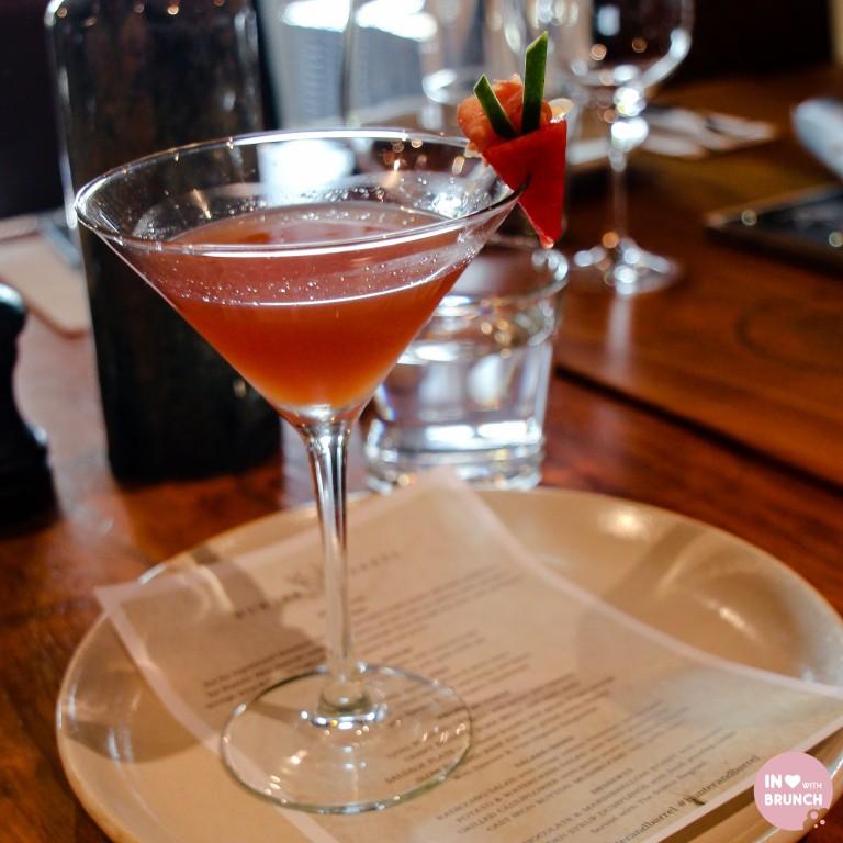 Hunter and Barrel Eastland Cocktail (1 of 1)