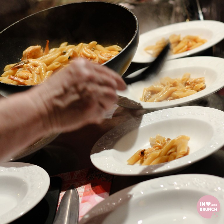 La Cucina Entree (1 of 1)