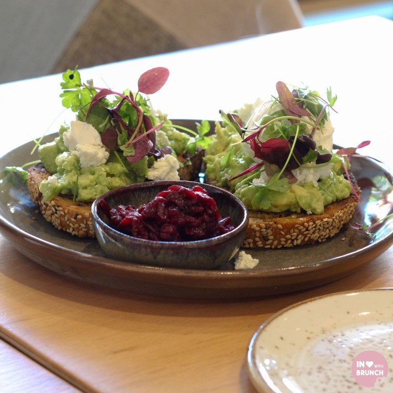 Little Sunflower Elwood Smashed Avo (1 of 1)