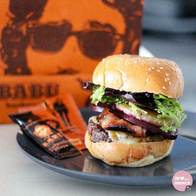 Babu Burgers 1