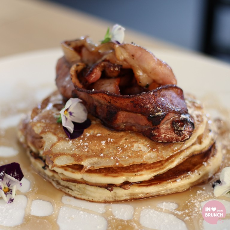 Bean Counter Fairfield Buttermilk Pancakes