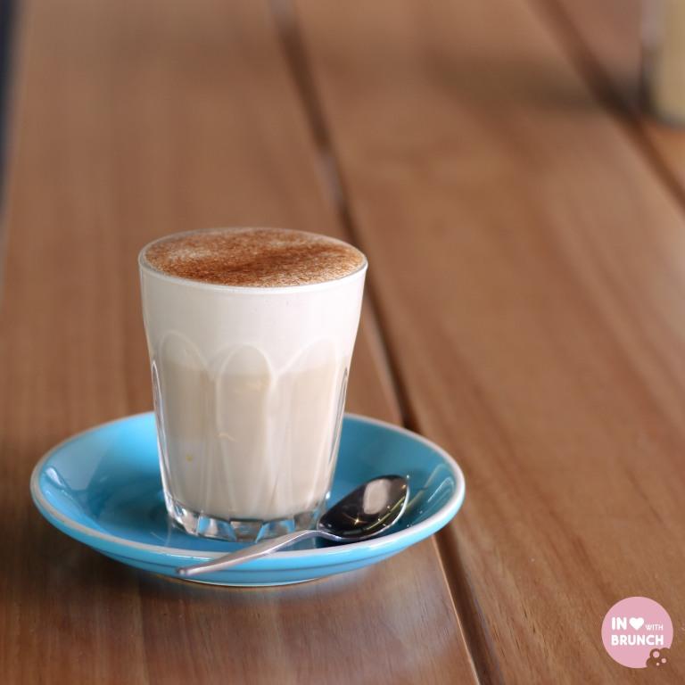 Jack Horner Carlton Chai Latte