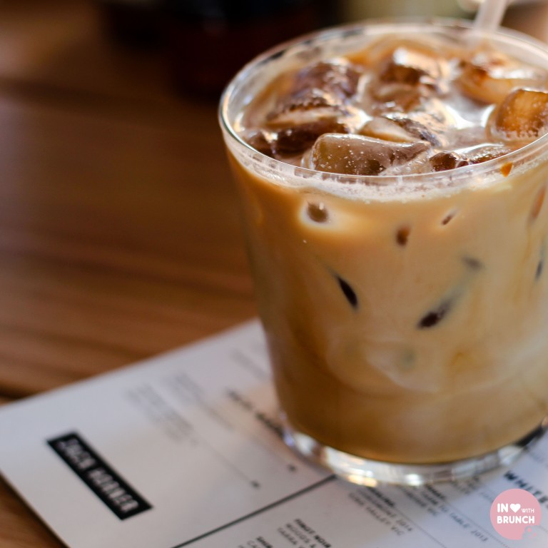 Jack Horner Iced Coffee