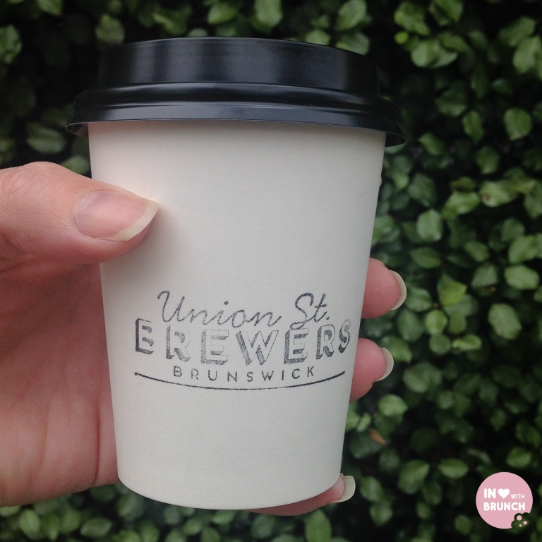 Union St Brewers Coffee Takeaway