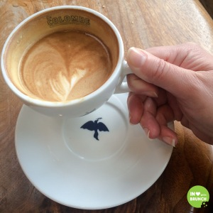 Chicago Colombe Latte