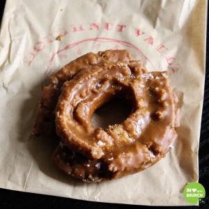 Chicago Doughnut Vault Caramel Doughnut