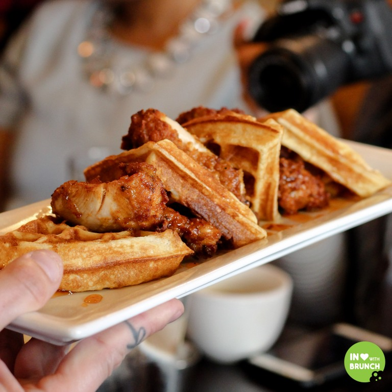 Chicago SIP Chicken Waffles
